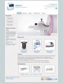 Сайт - продажа медицинского оборудования